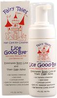 Fairy Tales Lice Good-Bye™ Lice and Nit Removal System