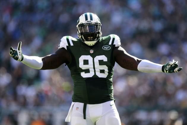Full New York Jets Awards at the Quarter Mark of the 2014 NFL Season