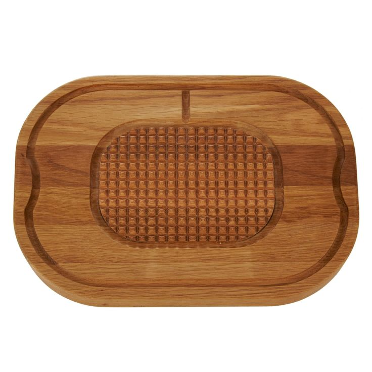 John Lewis Oak Carving Board