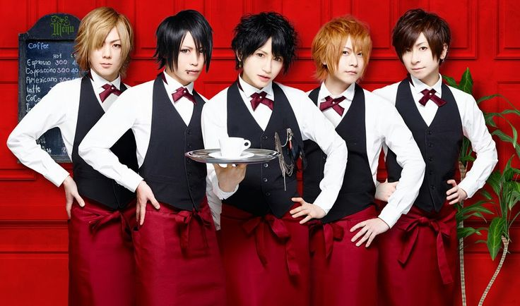 Project: Lixx: The Weekly Quickie:  LUNA SEA, AN CAFE, ViViD, Yos...