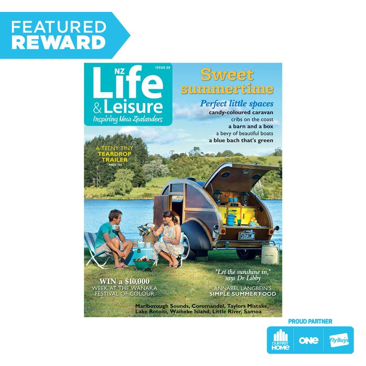 NZ Life & Leisure Subscription #flybuysnz #235points #OFHNZ