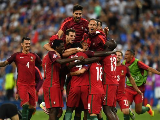 Portugal stuns host France to win Euro 2016