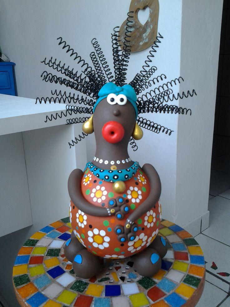 Boneca de Cabaça …