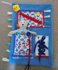 Fidget Blanket Dementia Nursing Homes
