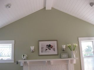 vaulted ceiling planks