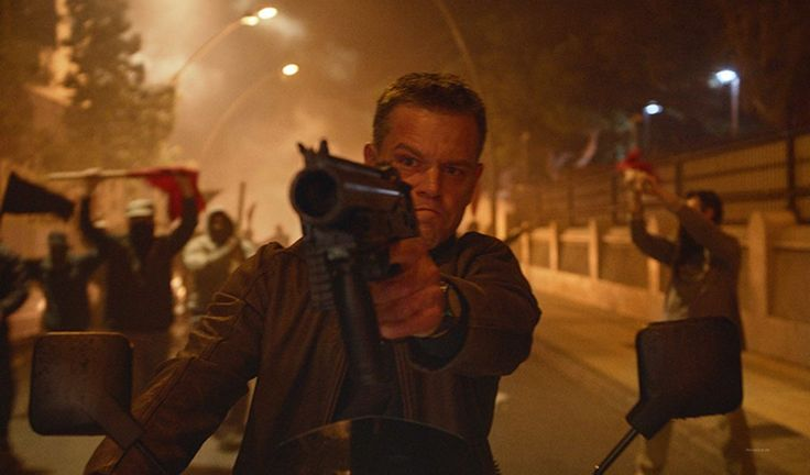 """Review: Jason Bourne – """"Shines in the high intensity action scenes"""""""