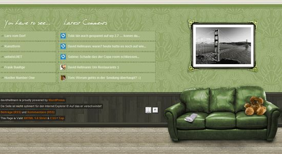Footer Designs