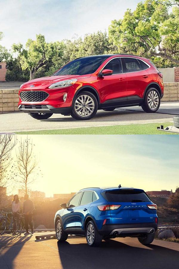 Ford Kuga St Line 2020 Ford Kuga Best Compact Suv Best