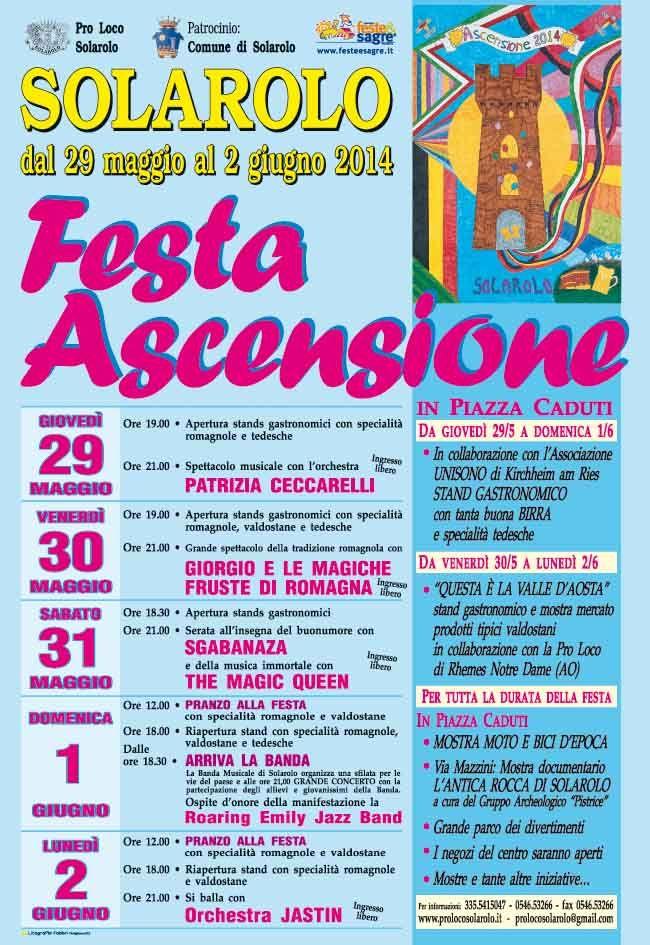 Solarolo - Festa Ascensione