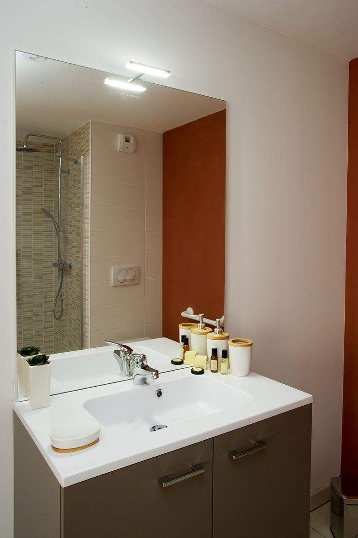 Luxueux - Salle de bain -- Autonomie - Spacieux - harmonie