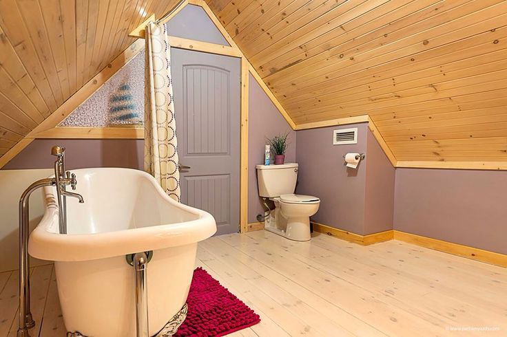 Charming Bathrooms Timber Additional Splash Owner Chose Wonderful Bath
