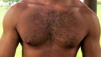 Guess This Hairy Chest