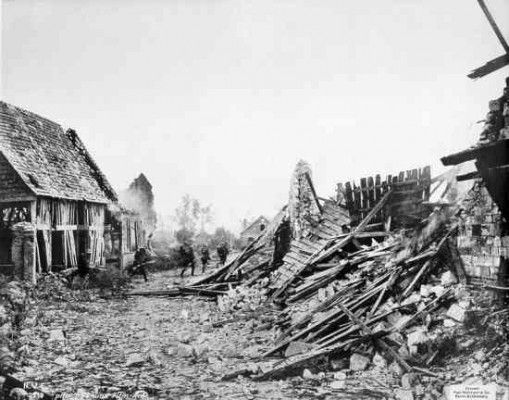 World War I Spring Offensive, also known as the Ludendorff Offensive (Kaiser's Battle).   1,539,715 total casualties.