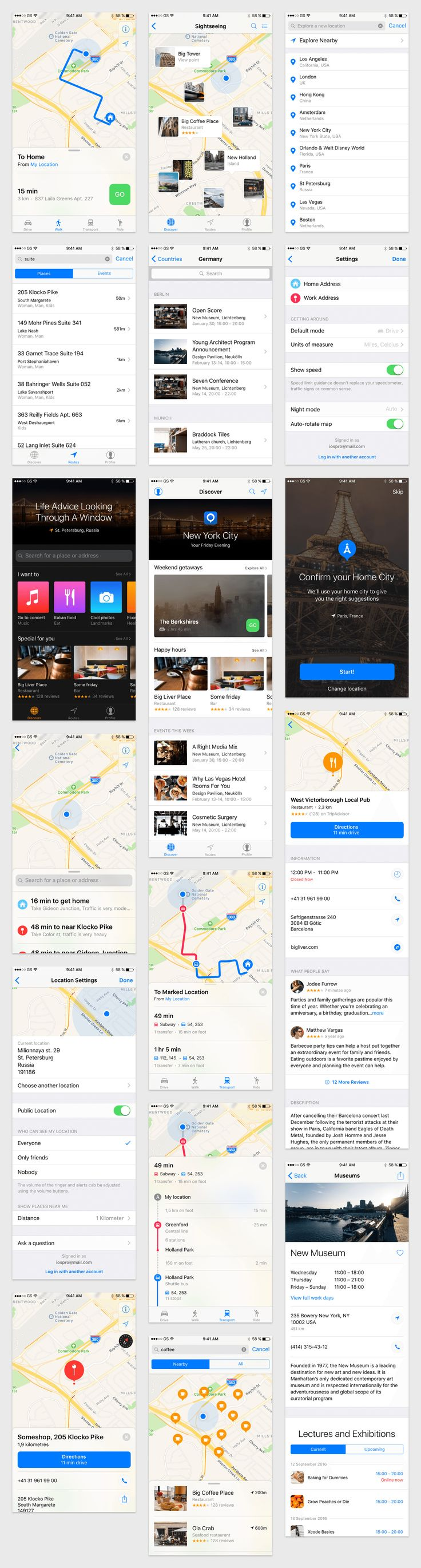 40 best Mobile UI UX interface images on Pinterest | Ios design, Ios ...