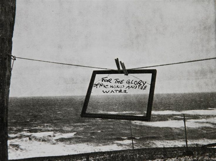 "For the Glory of Wind and Water  1976  robert frank  INTERVIEW: Robert Frank – ""Interview at Wesselly College"" (1977)  via AMERICAN SUBURB X"