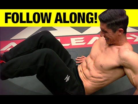 Brutal Six Pack Abs Workout (6 MINUTES OF PAIN!) - YouTube
