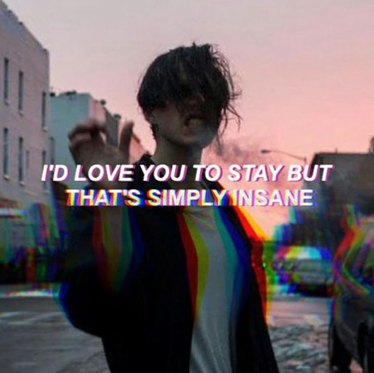 she way out // the 1975