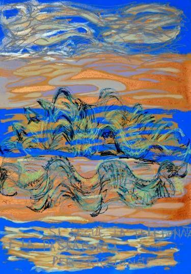 "Saatchi Art Artist mara montanari; Painting, ""Enchanted Passage"" #art"