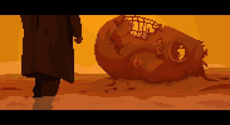 [OC] BLADE RUNNER 2049 - Pixel art by Valenberg http://ift.tt/2gUMcmZ