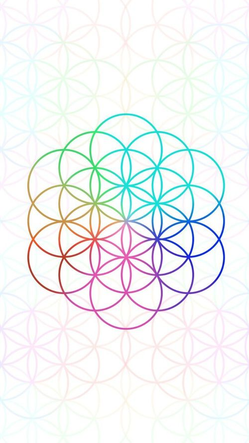 Flower of Life. A Head Full of Dreams. Coldplay
