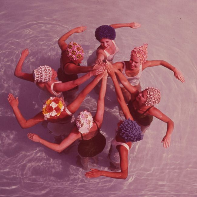 """Florida State University Synchronized Swimming """