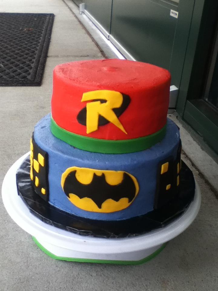 26 Best Batman Robin Birthday Party Ideas Images On Pinterest