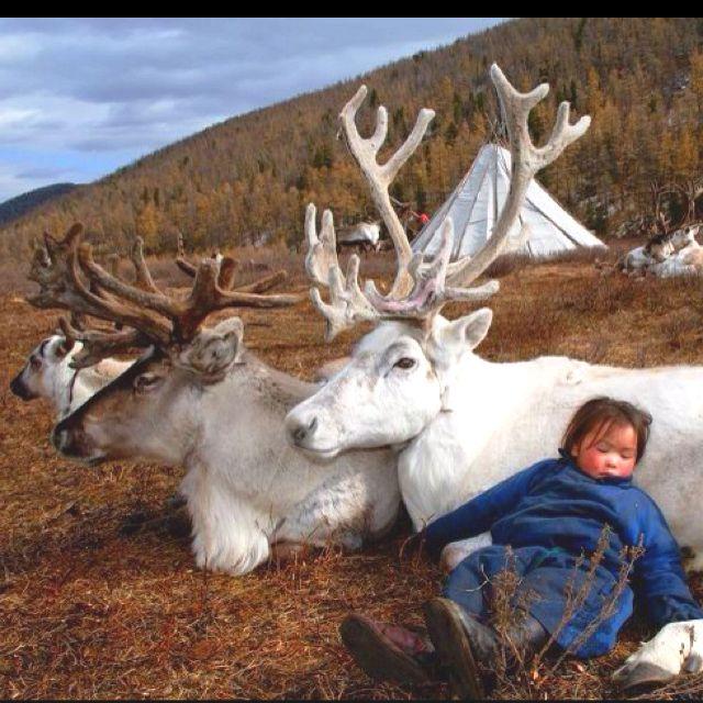 Mongolia :)