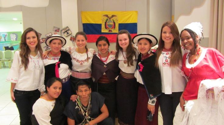 Representantes de diferentes etnias del Ecuador fueron parte del taller desarrollado en el Centro de Cooperación Internacional de Israel (MASHAV), un departamento del Ministerio de Relaciones Exteriores de Israel.