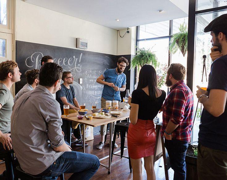 Classes & Events - The Hop + Grain Brew Store