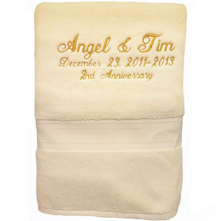 Best images about embroidered anniversary gifts on