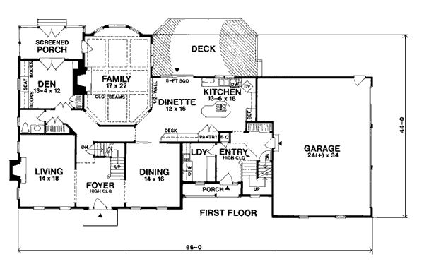 8 best house plans images on pinterest cottage country for Southern living cape cod house plans