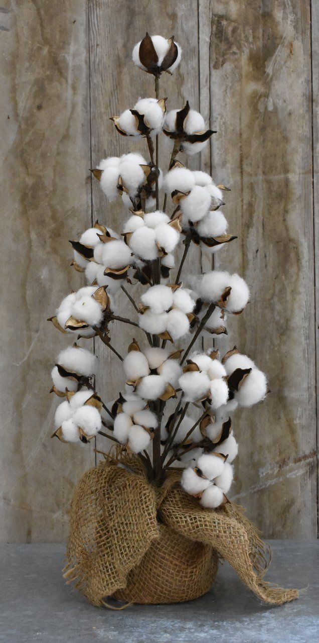 Spring Wreaths Home Decorative Accents Home Decorative Accents In 2020 Cotton Decor Christmas Decorations Rustic Charm