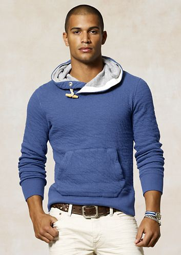 And this is how a hoodie should fit... Nathan Owens with Other Models | GorgeousUnknown9.png