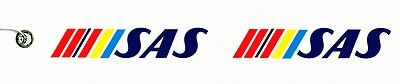 SAS - SCANDINAVIAN AIRLINES, CABIN BAGGAGE TAG