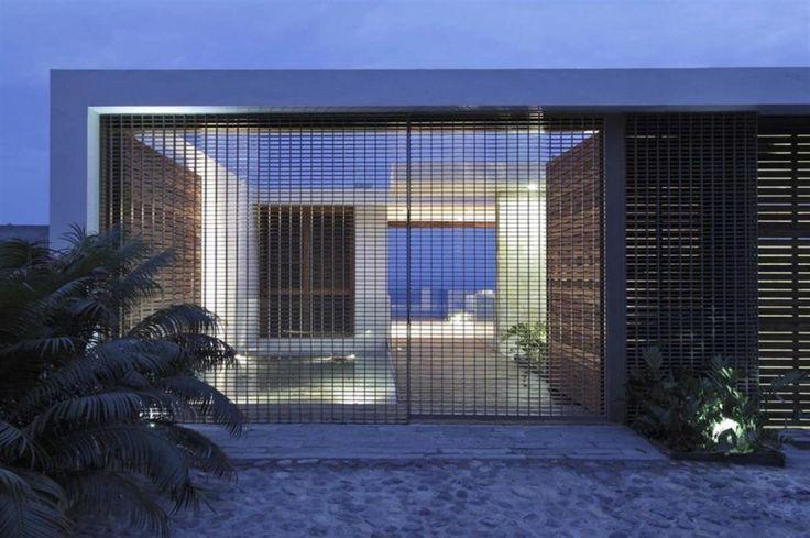 Simple Style Courtyard Ideas