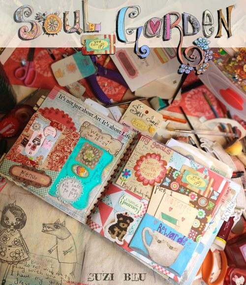 Soul Garden Day planner class with Suzi Blu  Can't wait to sign up