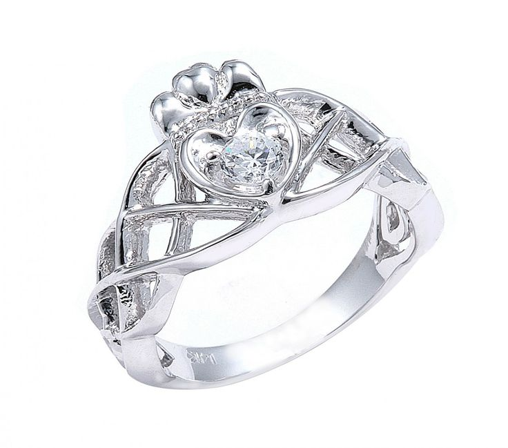 Zales Diamond Engagement Rings The Diamond Claddagh And Zales Mens Wedding Ri