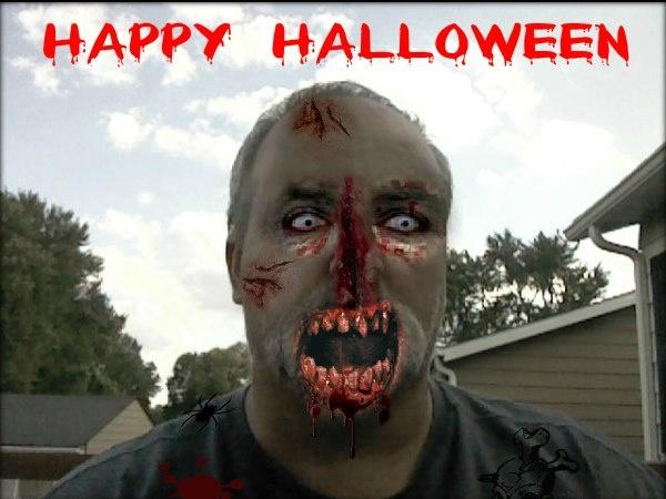 #piZap #zombie by Dennis