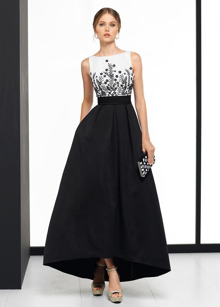Exciting Satin Prom Dresses A-line Evening Dress With Beaded Embroidery & Pockets Hot K9034