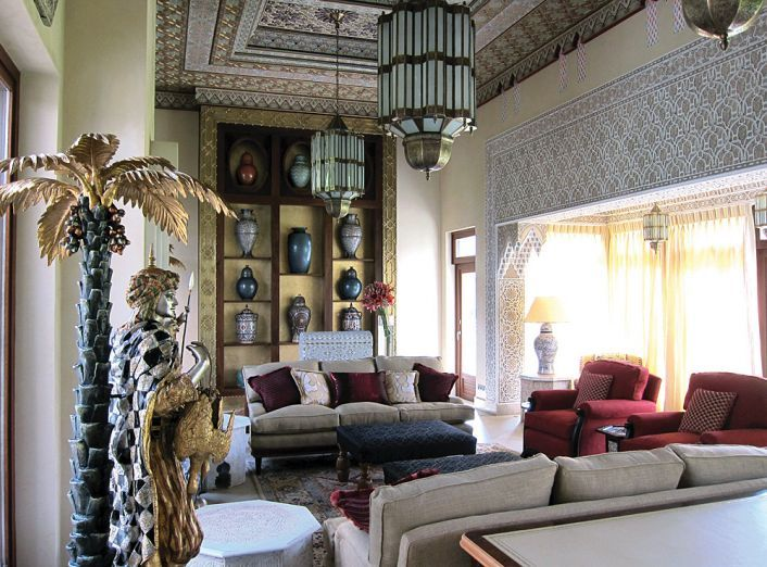 1000+ Ideas About Moroccan Living Rooms On Pinterest