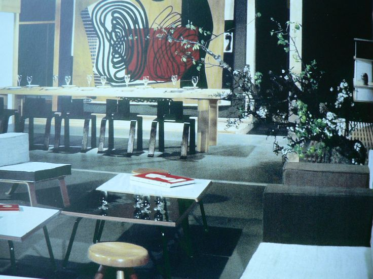 78 images about interiors charlotte perriand on pinterest chalets article html and tables - Salle de bain charlotte perriand ...