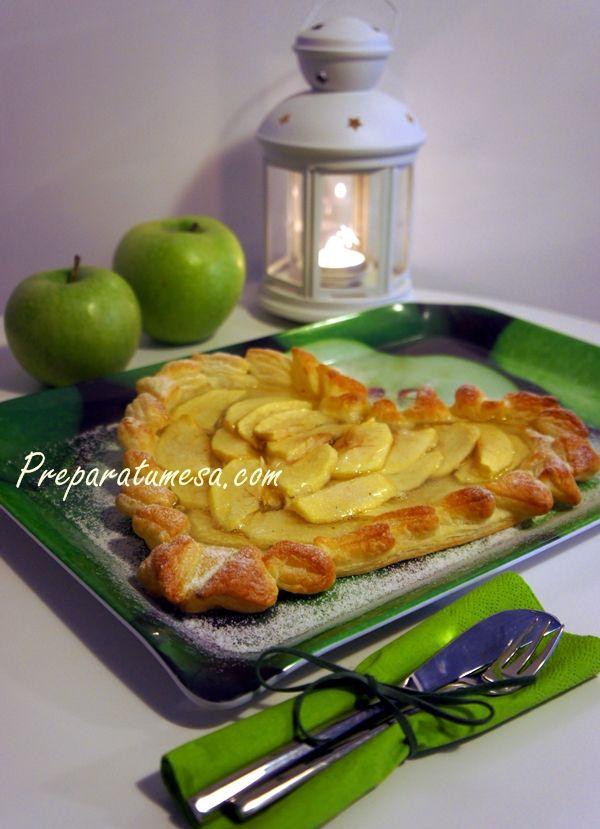 Preparatumesa.com: Minis Empanadas, Apple, Pie