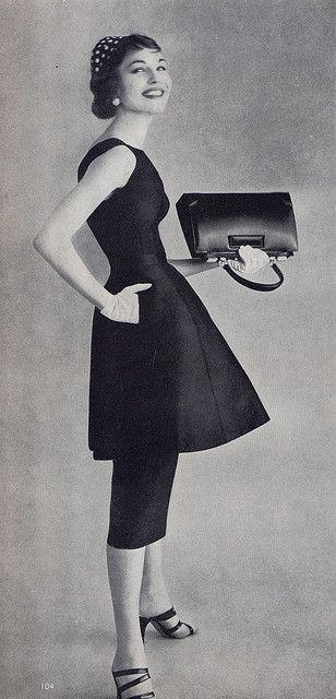 1950's A-line