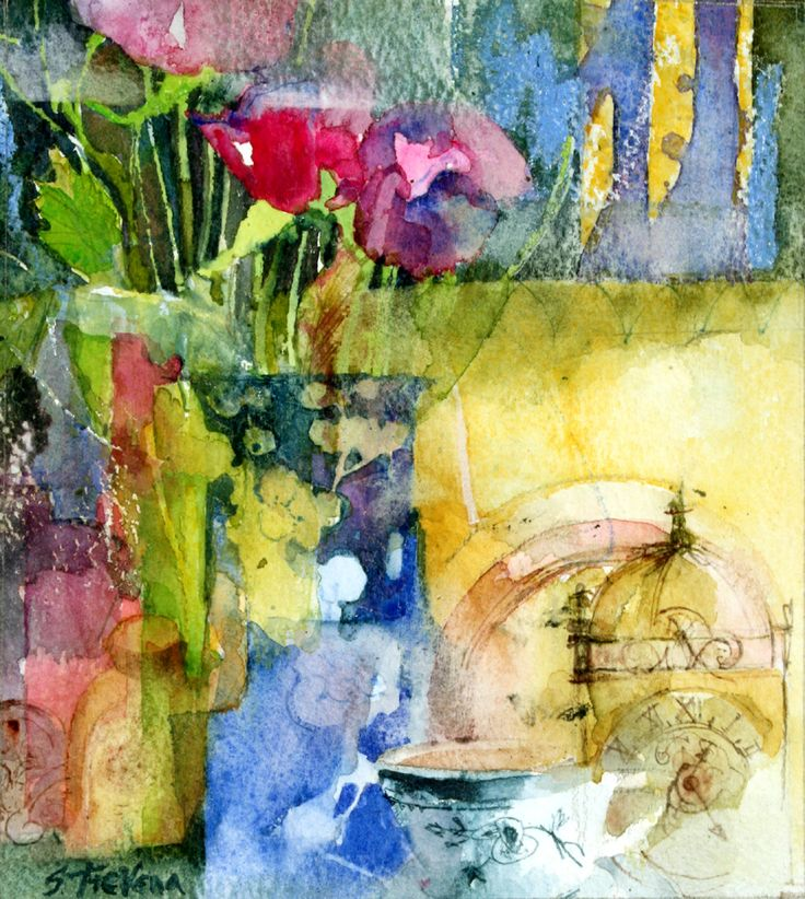 338 Best Images About Still Life On Pinterest: 292 Best Images About Shirley Trevena On Pinterest