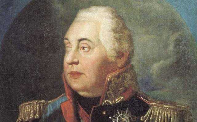 """""""Судьба назначает Кутузова к чему–нибудь великому, ибо он остался жив после двух смертельных ран..."""""""