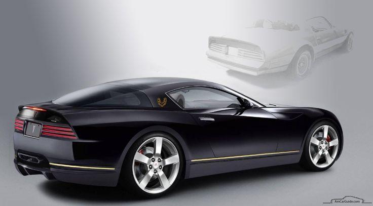 2011 Pontiac Firebird Trans Am concept | AmcarGuide.com - American muscle car guide