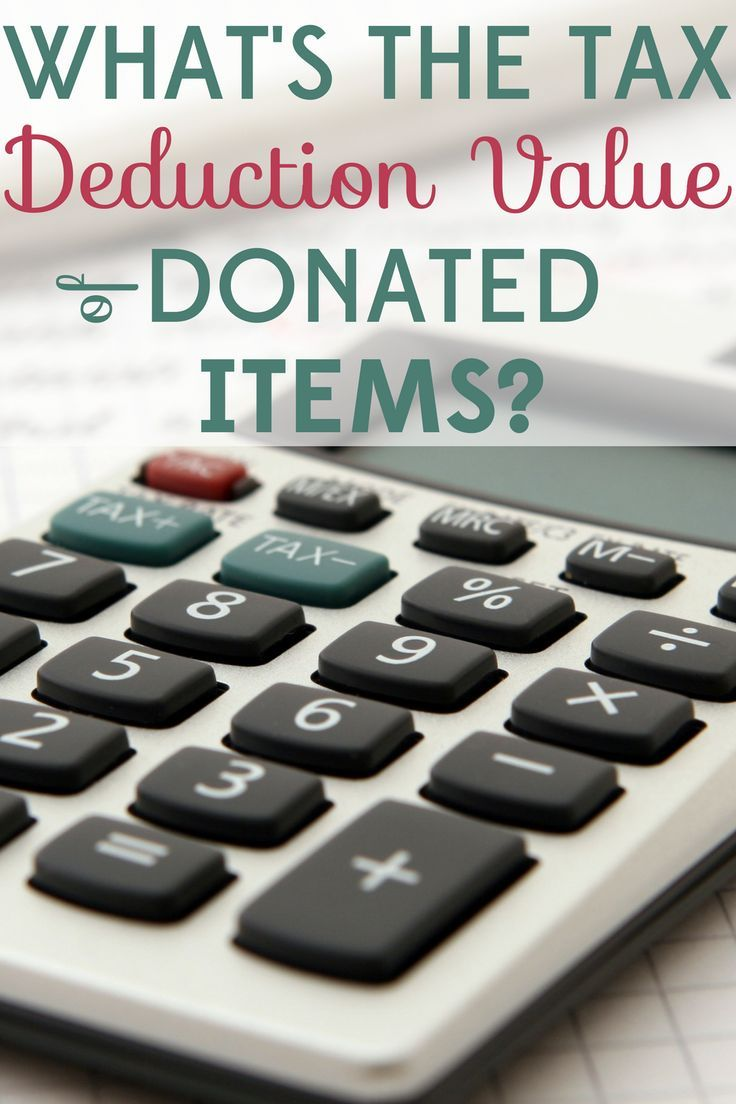 If you've donated items you might as well get a tax deduction! Find out how to determine the Fair Market Value of your donations.