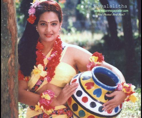 Pictures of Hot Jayalalitha Aunty in South Indian Cinema   Indian Vintage Actress
