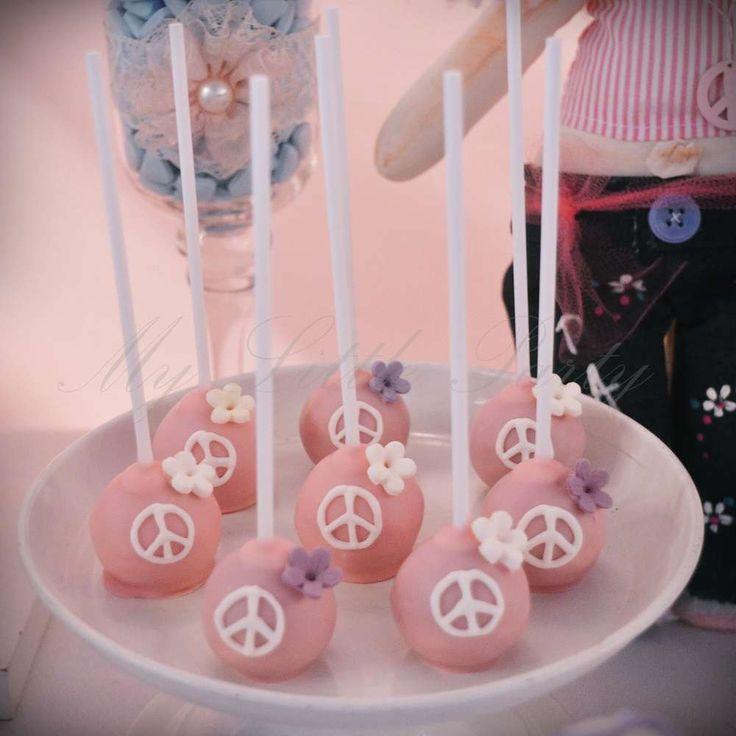 Simbolo de la Paz Birthday Party Ideas