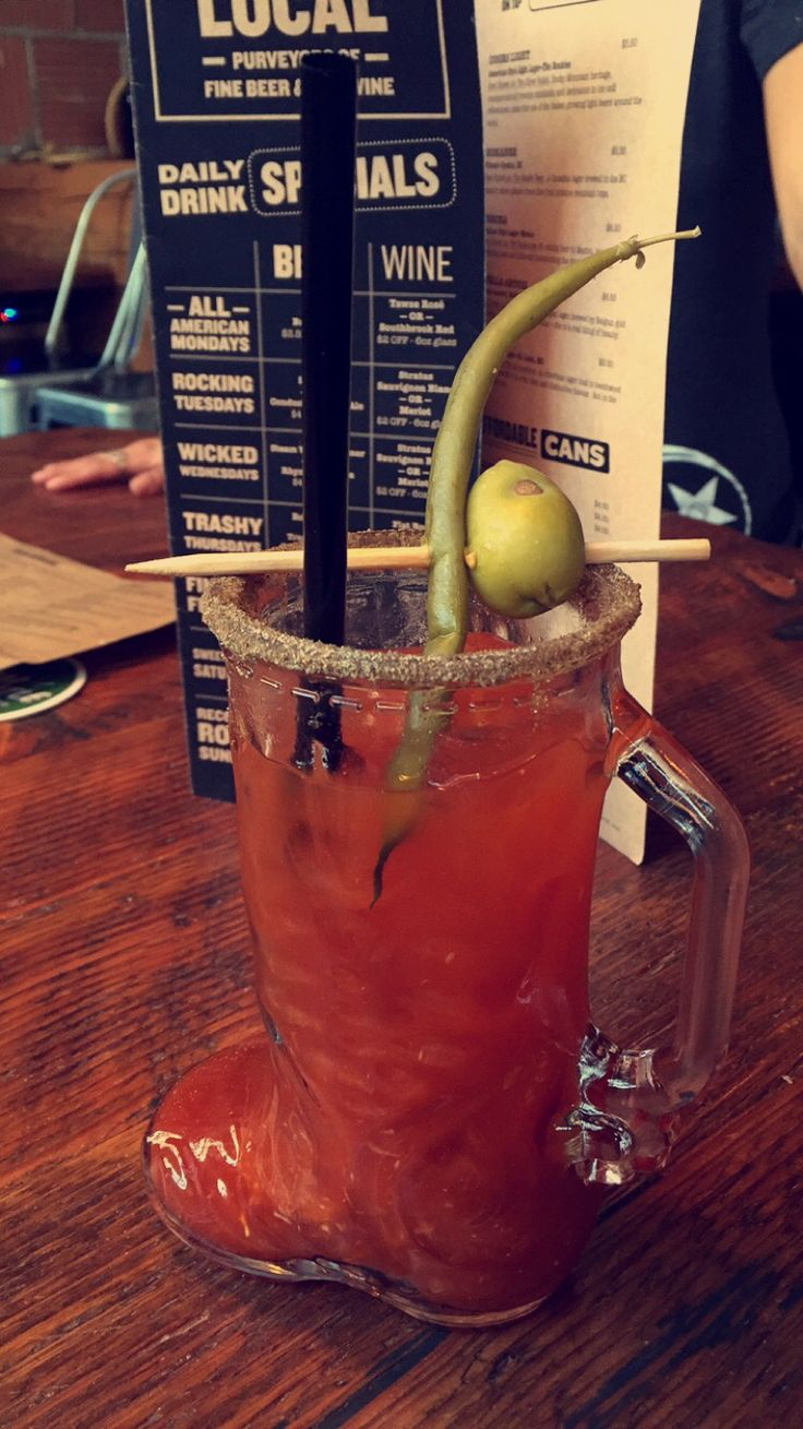 Classic Caesar. #Classic #Spicy #Caesar #Drink #Local #Toronto #LibertyVillage #Addicted